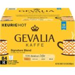 GEVALIA Signature Blend Coffee K-Cup Pods, 84 Count Only $29.38 Shipped! ($0.35 each)