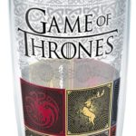 Game of Thrones Tervis Tumbler with Lid Only $6.26! (reg. $16.99)