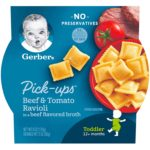 Gerber Pick-ups, 8 count as low as $6.40! ($0.80 each)