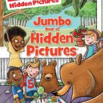 Highlights Jumbo Book of Hidden Pictures Only $5.01 (Reg. $13)!