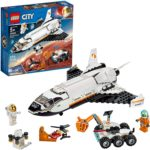 LEGO City Space Mars Research Shuttle Space Shuttle Building Kit - $31.99 Shipped!