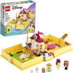 LEGO Disney Belle's Storybook Adventures Building Kit Only $15.99!