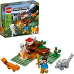 LEGO Minecraft The Taiga Adventure Building Set Only $9.84!