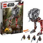 LEGO Star Wars AT-ST Raider Walker Posable Building Model Only $40 Shipped! (reg. $50)