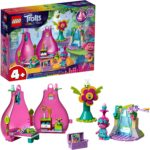 Trolls World Tour LEGOs on Sale - Poppy's Pod Trolls Playhouse Building Kit Only $16.82!