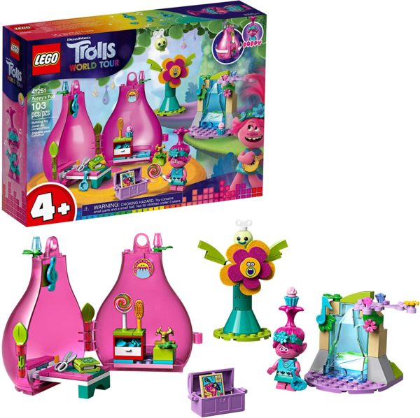 Trolls World Tour LEGOs on Sale