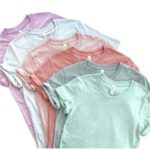 Bella Canvas Layering Short Sleeve Tee Only $10.99 Shipped!