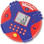 Learning Resources Multiplication Master Electronic Flash Card Only $13.99! (reg. $24.99)