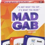 Mad Gab Card Game Only $5.40!