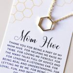 Mom Hive Necklace Only $9.99 Shipped!