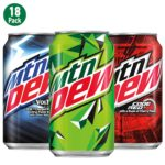 Mountain Dew Variety Pack 18-Count as low as $9.35!
