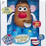 Mr Potato Head Playskool Movin' Lips Only $7.97!