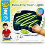 My First Crayola Touch Lights Musical Doodle Board Only $12.49! (reg. $24.99)