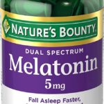 Nature's Bounty Melatonin, 60 Tablets as low as $4.37!
