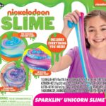 Nickelodeon Ultimate DIY Unicorn Arts & Crafts Slime Kit Only $6.43!