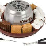 Nostalgia Indoor Electric Stainless Steel S'mores Maker Only $19.99!