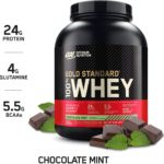 Optimum Nutrition Gold Standard 100% Whey Protein Powder, 4.94 lbs as low as $31.23!