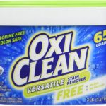 OxiClean Versatile Stain Remover Free, 3 Lbs as low as $6.55!