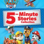 PAW Patrol 5-Minute Stories Collection Only $6.49!