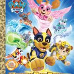 PAW Patrol Mighty Pup Power! Little Golden Book Only $2.49!