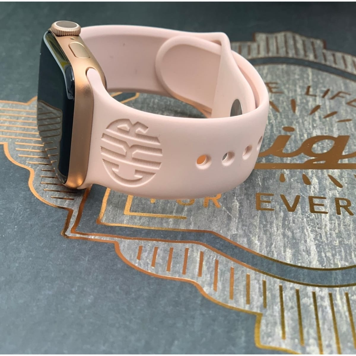 Personalized Apple Watch Band Only $13.99 Shipped!