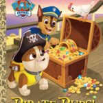 Paw Patrol Pirate Pups! Little Golden Book Only $2.34!