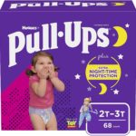 Pull-Ups Night-Time, 68 count as low as $17.10!!