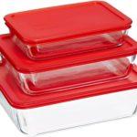Pyrex Rectangular Food Storage (6 Pack) Only $12.59!