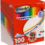 Rose Art Washable Markers Only $13.98!