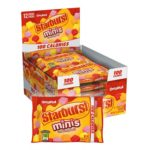STARBURST Minis 100 Calories Original Fruit Chew Candy (Pack of 12) as low as $6.92!