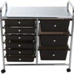 Storage Drawer Rolling Utility Cart - $59.97 Shipped - Best Price!