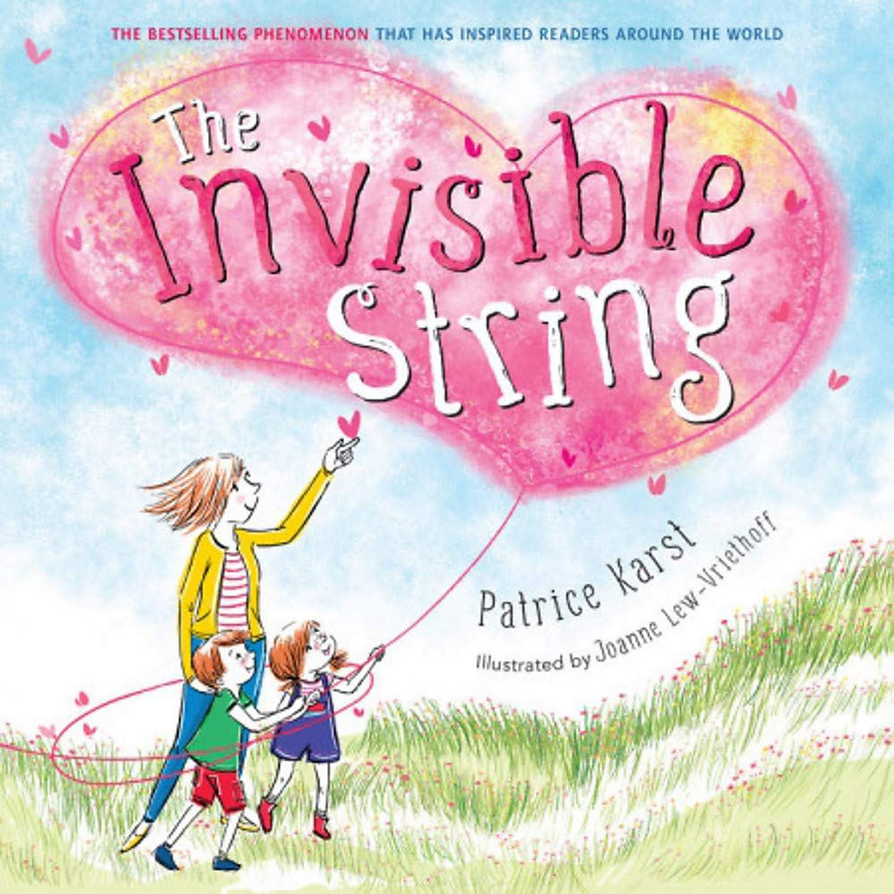 The Invisible String Book Only $4.43!