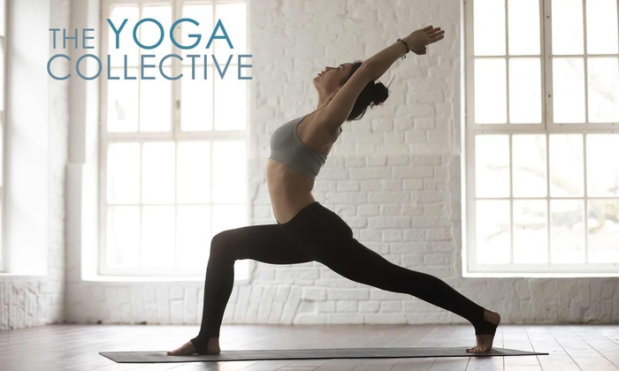 Unlimited Online Yoga from The Yoga Collective as low as $3.50!