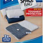 Ziploc Flat Space Bags, XL, 2 Pack as low as $5.24!