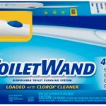Clorox ToiletWand Disposable Toilet Cleaning System Only $8.88!