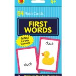 First Words Flash Cards Only $2.99!