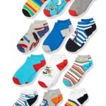 Spotted Zebra Kid's 12-Pack Low-Cut Socks as low as $4.13!