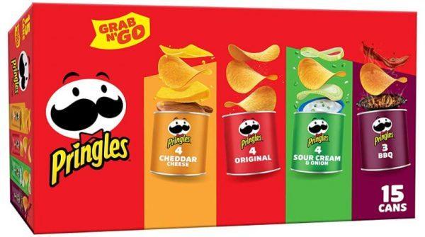 Pringles Potato Crisps Chips