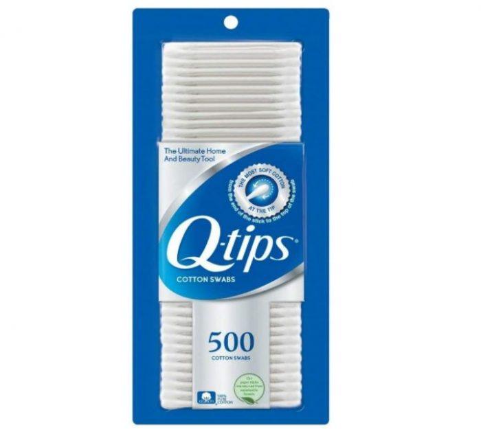 Q-tips on sale