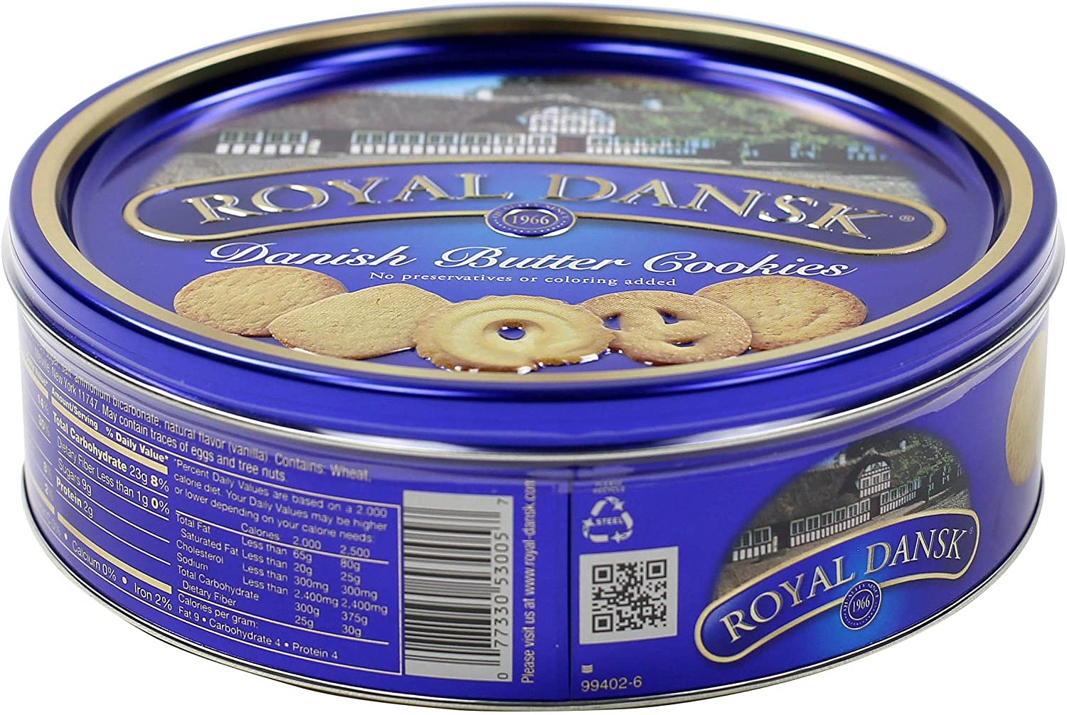 Royal Dansk Danish Butter Cookies as low as $3.21!