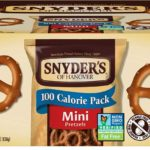 Snyder's of Hanover Pretzel 36-Count as low as $7.64! ($0.21 per bag)