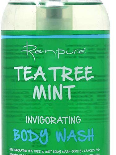 Tea Tree Mint Body Wash as low as $4.23!