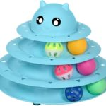 3 Level Roller Cat Toy Only $5.99!