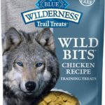 Blue Buffalo Wilderness Trail Dog Treats as low as $2.54!