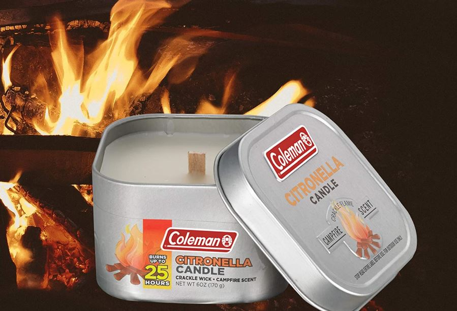 Coleman Citronella Candle as low as $1.05!!