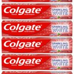 Colgate Sparkling White Whitening Toothpaste, 6 ounce (6 Pack) as low as $6.73!