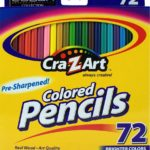 Cra-Z-art Colored Pencils 72-Count Pack Only $5.97!