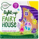 Creative Roots Light Up Fairy House - $14.99 - Best Price!