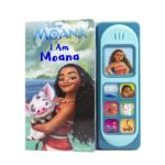 Disney Moana - I Am Moana Little Sound Book Only $5.77!