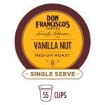 Don Francisco's Coffee K-Cups (55 Count) as low as $0.33 per Cup!